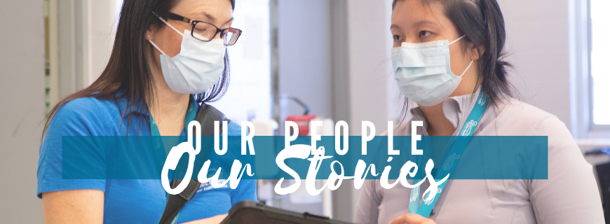 our people our stories