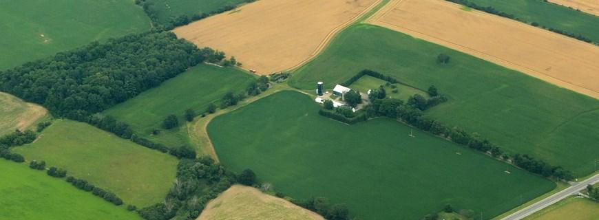 Ontario rural fields