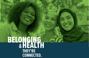 Belonging and health are connected