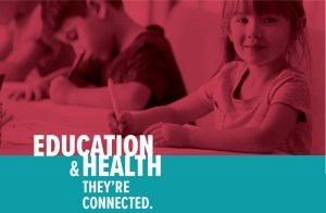 Education and health are connected